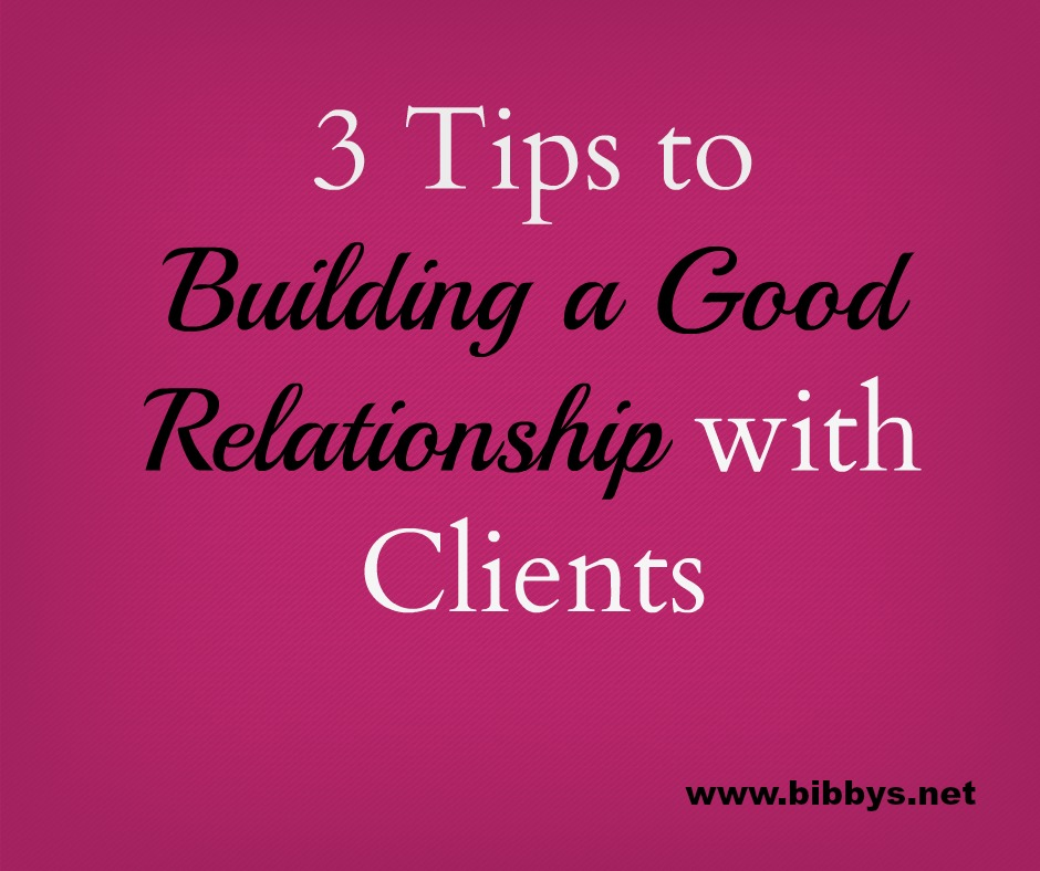 how to develop good relationships