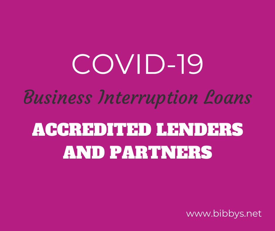 Bibbys Covid-19 Loans